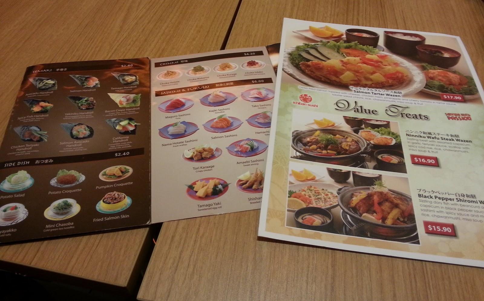 Ichiban Sushi Restaurant Penticton