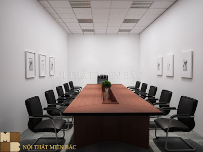 Những lợi ích mà doanh nghiệp có được khi sử dụng bàn veneer phòng họp - H2