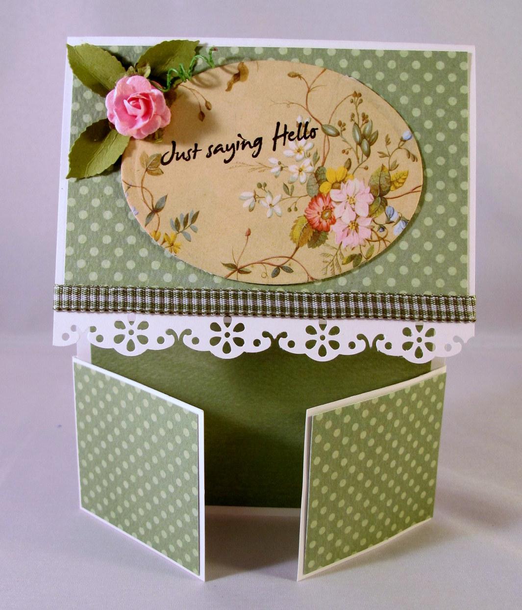 Дизайнер, сделать открытку раскладушку своими руками на день рождения