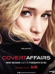 Assistir Covert Affairs 3 Temporada Online Dublado e Legendado