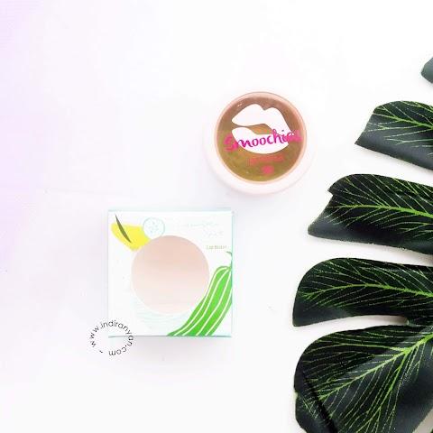 [REVIEW] Emina : Smoochies Lip Balm - Cucumber Juice