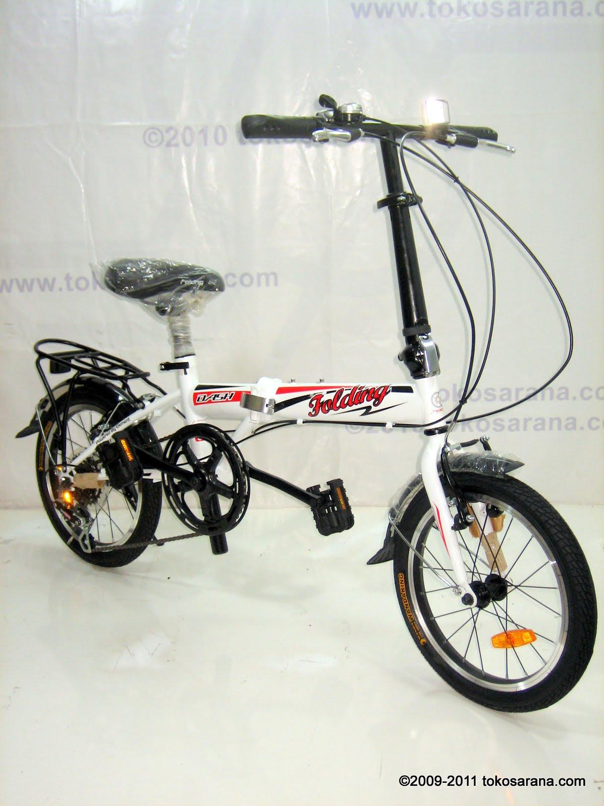 tokosarana™ | Mahasarana Sukses™: Sepeda Lipat Element