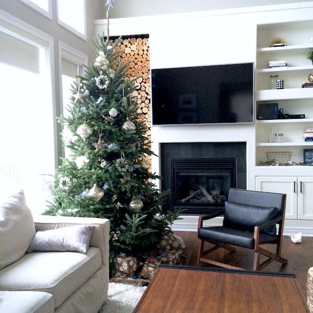 Christmas Home Tour 2016 Harlow & Thistle