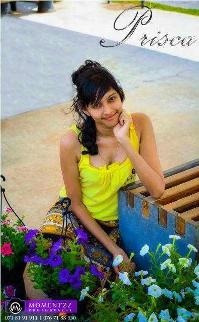 Prisca Nirmalee Hot