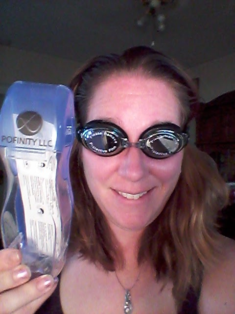 with open eyes to see premium swim goggles by pofinity review