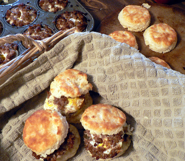 Breakfast Biscuit Sandwiches for a Crowd recipe