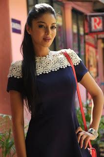 Actress Sanam Shetty Stills in Short Dress at Sawaari Movie Press Meet  0004.jpg