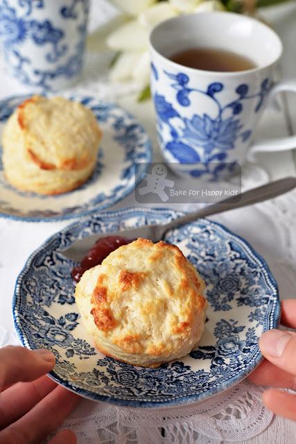 basic classic scones