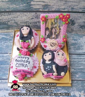 Cupcake Edible Printing