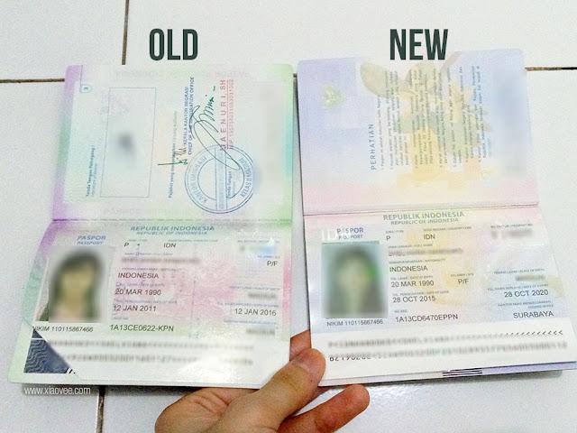 pengalaman mengurus perpanjangan paspor, paspor online, membuat paspor online, imigrasi online, mengurus paspor di surabaya