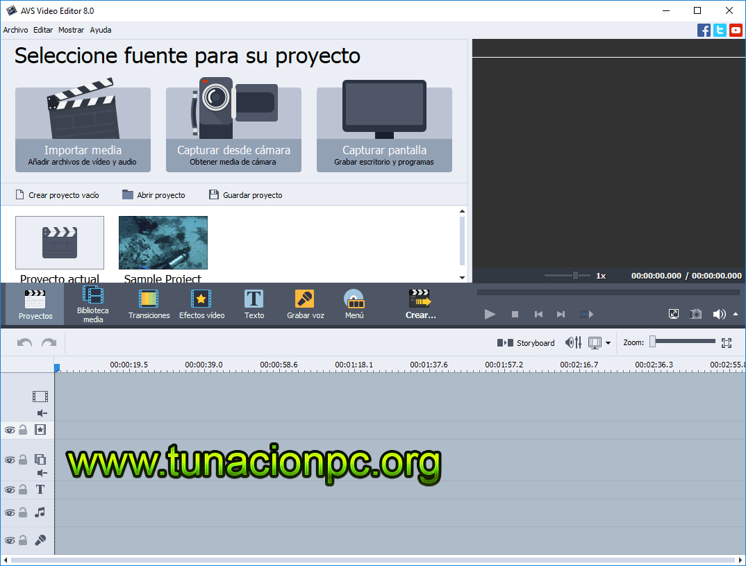 AVS Video Editor Full Español