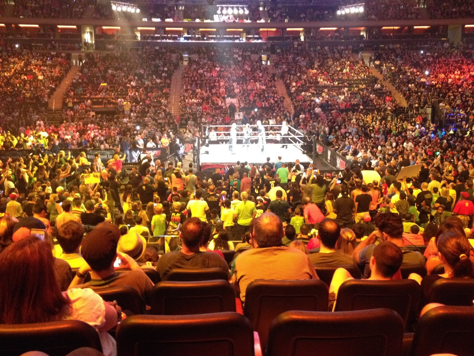Media Hygiene: WWE SummerSlam at Madison Square Garden!