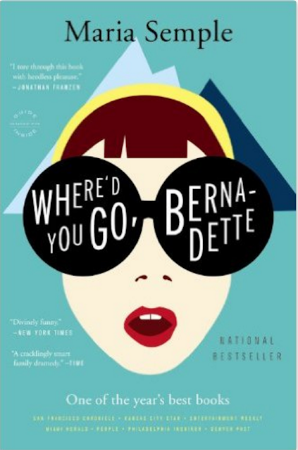Book Review: Where'd You Go, Bernadette?