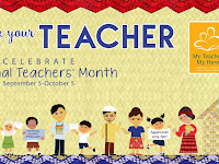 National Teachers Month 2016