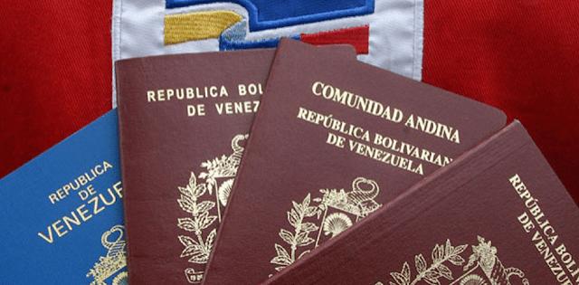 Pasaporte venezolano: el tercero más caro del mundo y se pagará con petros