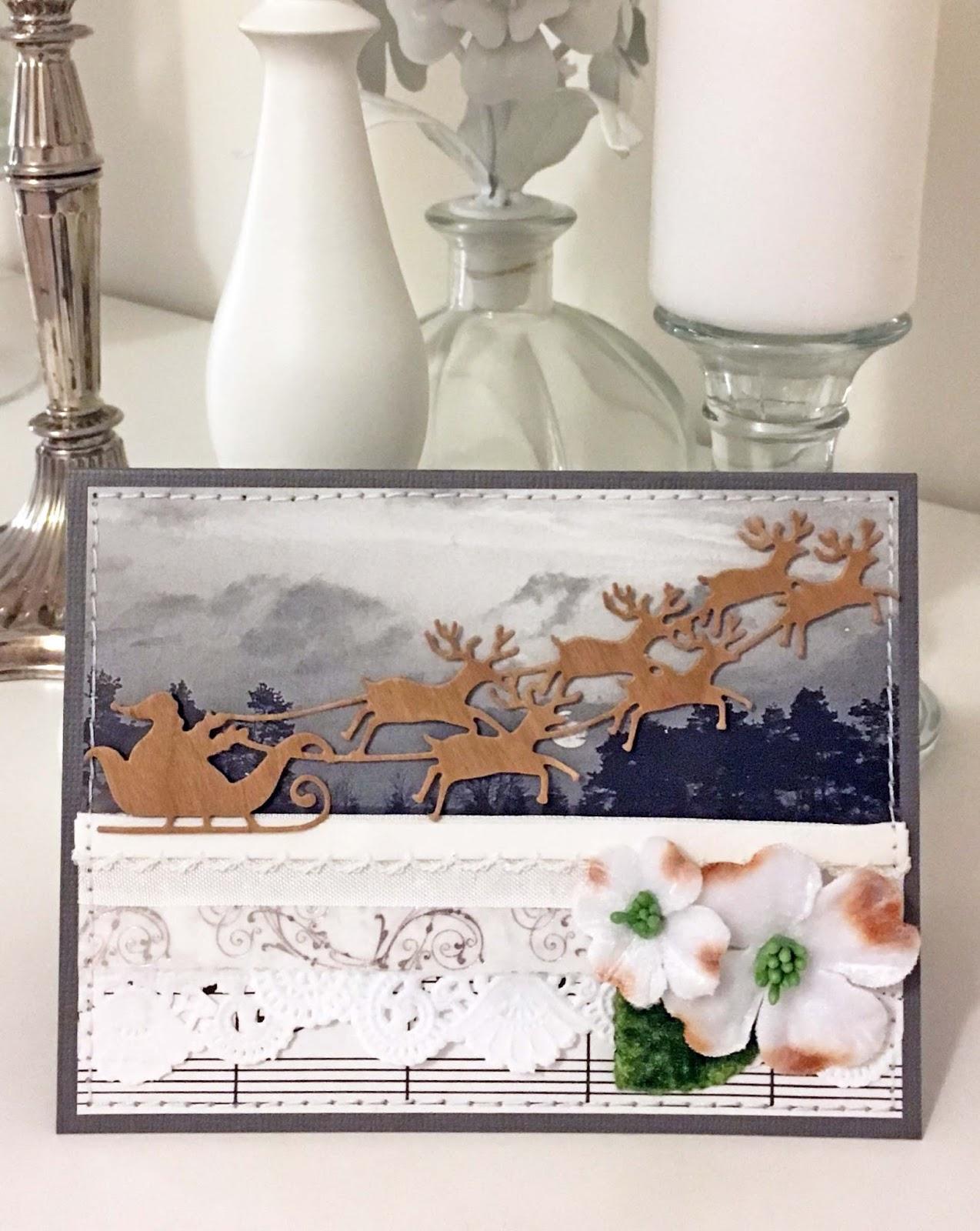 all the GOOD blog names were taken...: sleigh ride with santa