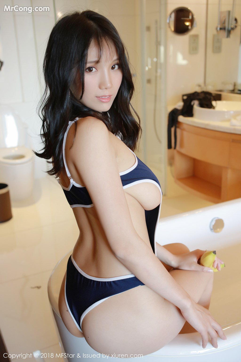 Image MFStar-Vol.155-Li-Ke-Ke-MrCong.com-006 in post MFStar Vol.155: Người mẫu Li Ke Ke (李可可) (46 ảnh)
