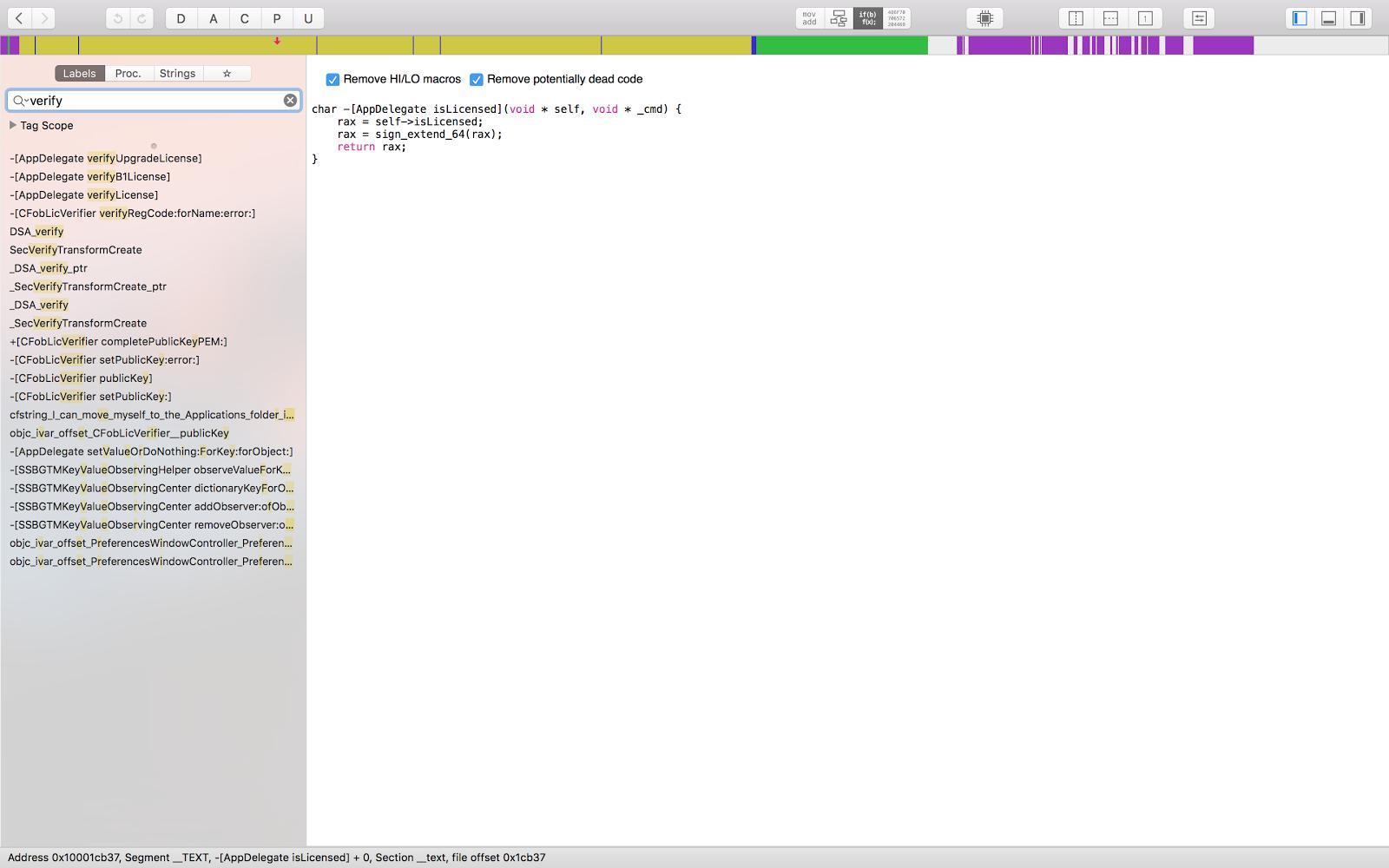 Bartender 2.1.6 mac license key version