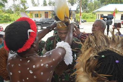 Panglima TNI : Hukum Kasih Membawa Damai di Papua