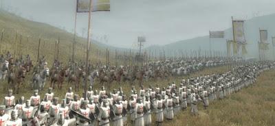 tentara atau pasukan salib