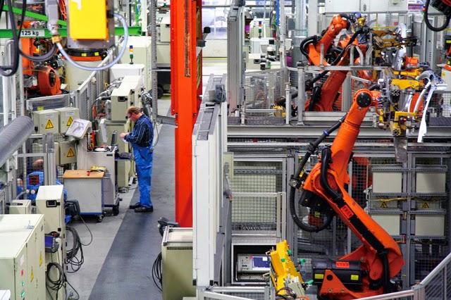 智慧工廠讓生產流程變智慧了!