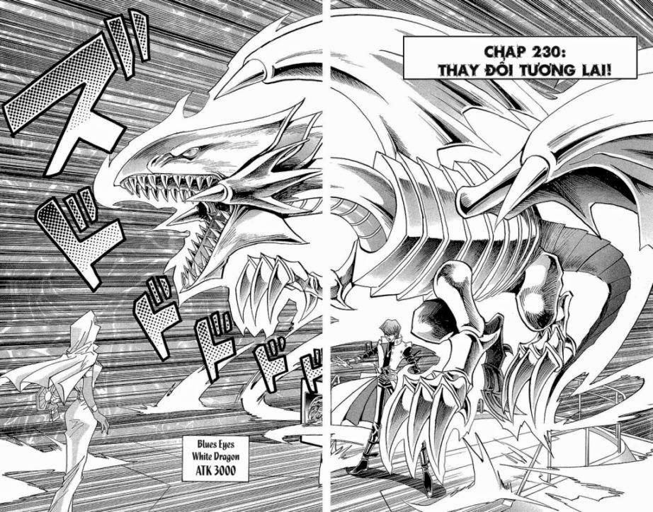 YUGI-OH! chap 230 - thay đổi tương lai! trang 5