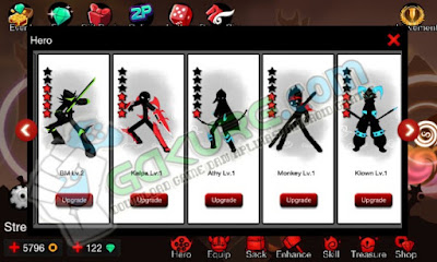 League of Stickman free download