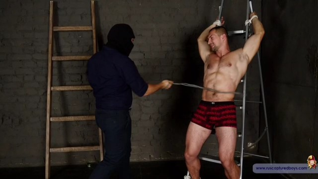 RusCapturedBoys - Electrician Vitaly. Part I.