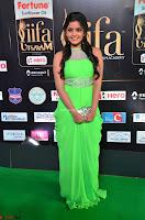 Anupama Parameshwaran cute beauty in Neon Green gown at IIFA Utsavam Awards 2017  Day 2  HD Exclusive 02.JPG