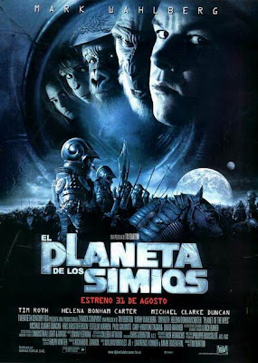 El Planeta De Los Simios en Español Latino