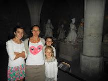 Creber Girls Adventure 19 20 July - Pierrefonds Merlins