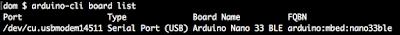 Arduino CLI IDE