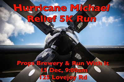 2018 Hurricane Michael Relief Run 5K