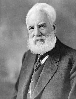Alexander Graham Bell, Penemu Telepon