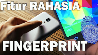fungsi fingerprint android