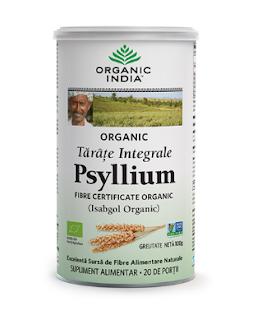 Cumpara de aici Tarate Psyllium fibre fara gluten