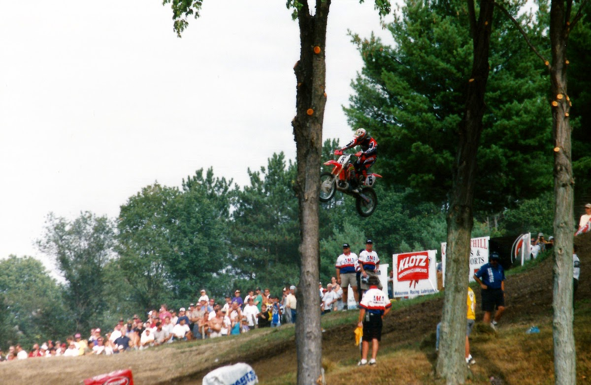Mike Larocco Broome Tioga 1998
