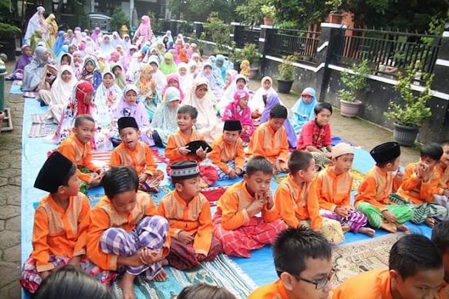 Fokus Ibadah Puasa, Disdik Purwakarta Persilahkan Sekolah Kerjasama dengan Majelis Taklim