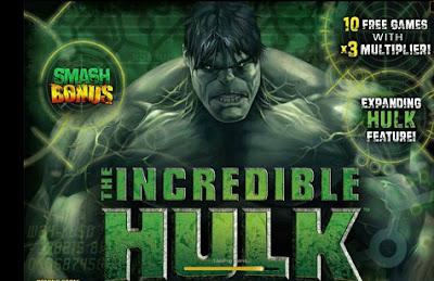 Tragamonedas Hulk