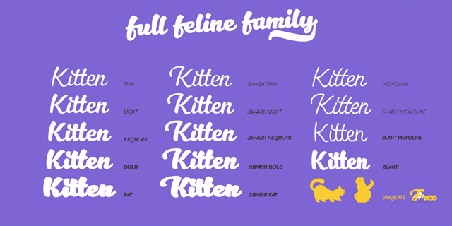 KITTEN FONT, free handwriting fonts, free calligraphy fonts, free fonts for commercial use, free font generator, stylish fonts download, best free fonts, fonts download for android, free fonts for designers,