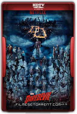 Daredevil (Demolidor) 2ª Temporada Torrent – WEB-DL 720p e 1080p Dual Áudio