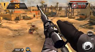 SNIPER X KILL CONFIRMED Mod Apk One Hit Kill