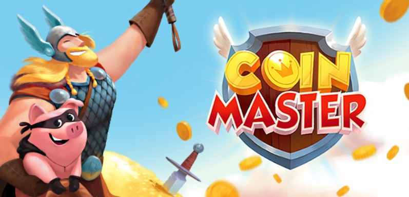 Coin Master mod apk unlimited money