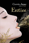 http://thepaperbackstash.blogspot.com/2013/07/entice-by-carrie-jones.html