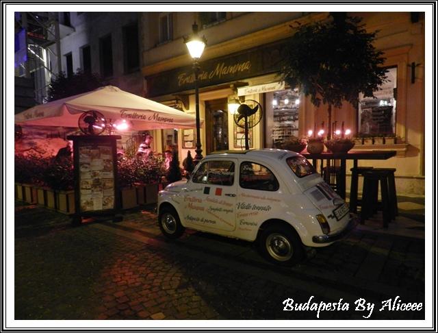 Ungaria-Budapesta-restaurant