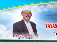 Desain Banner Harlah dan Wisuda Yasmida Ambarawa 2018