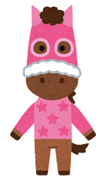 競走馬のキャラクター8