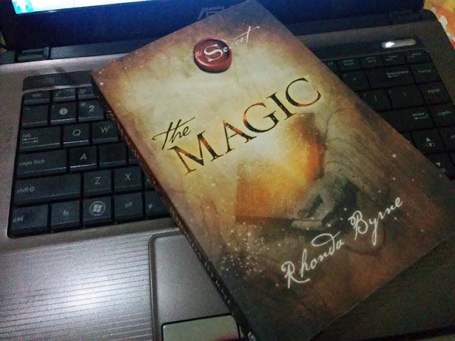 buku The Magic cara menggunakan loa di kehidupan kita