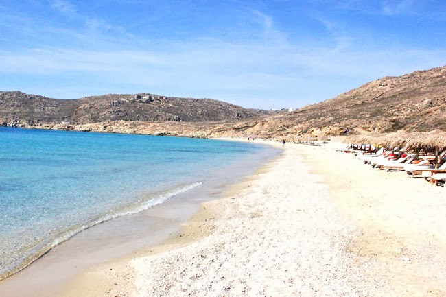 must visit Mykonos beaches