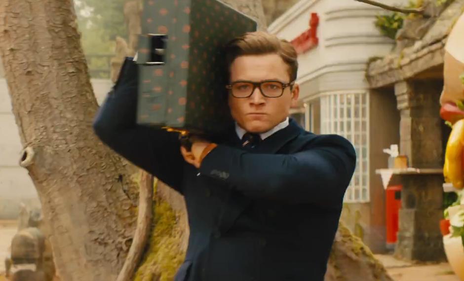 "Primeiro trailer de ""Kingsman 2: O Círculo Dourado"" revela o retorno de Colin Firth"